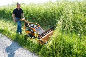 Триммер трава